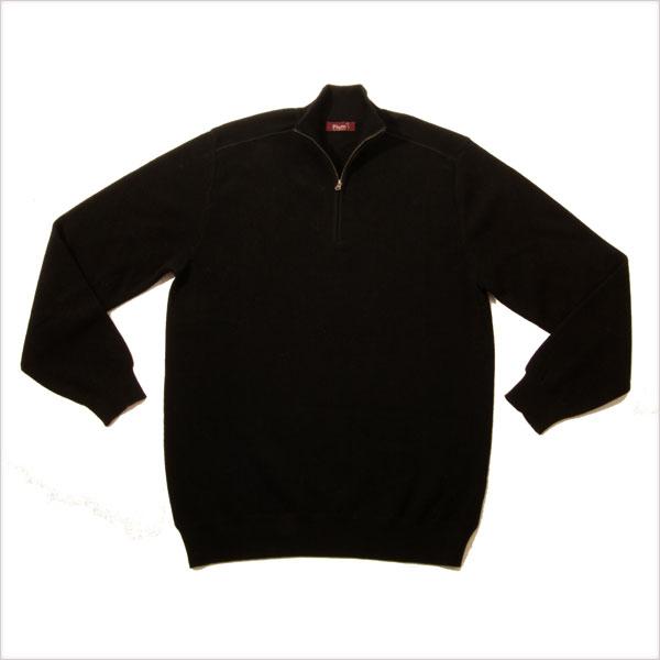 Men S Half Zip Alpaca Sweater Sumptuous Sweater Made